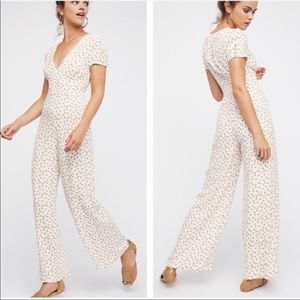 Free People Other - NWT Free People Mia jumpsuit size 4